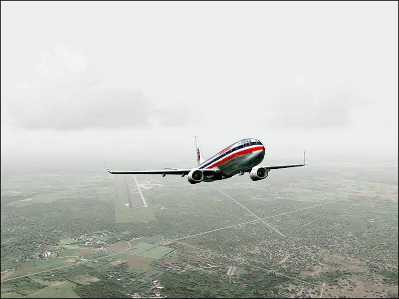 American Airlines Flight 2184 Cancun To Miami