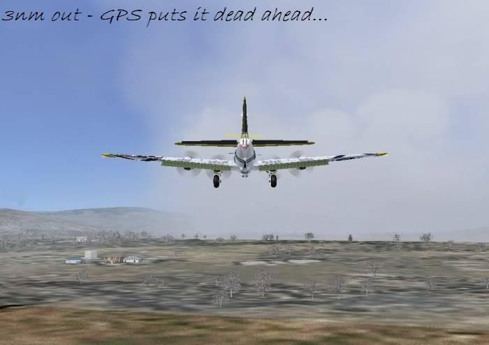Recreating FS9 Default Historic Flights