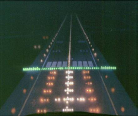 Runway landing lights question runway end identification lights reil unidirectional facing approach direction or omnidirectional pair of synchronized flashing lights installed at the mozeypictures Image collections